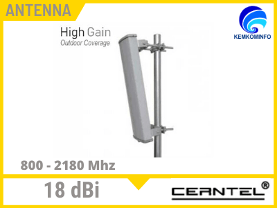 Antenna Sectoral Wide Image